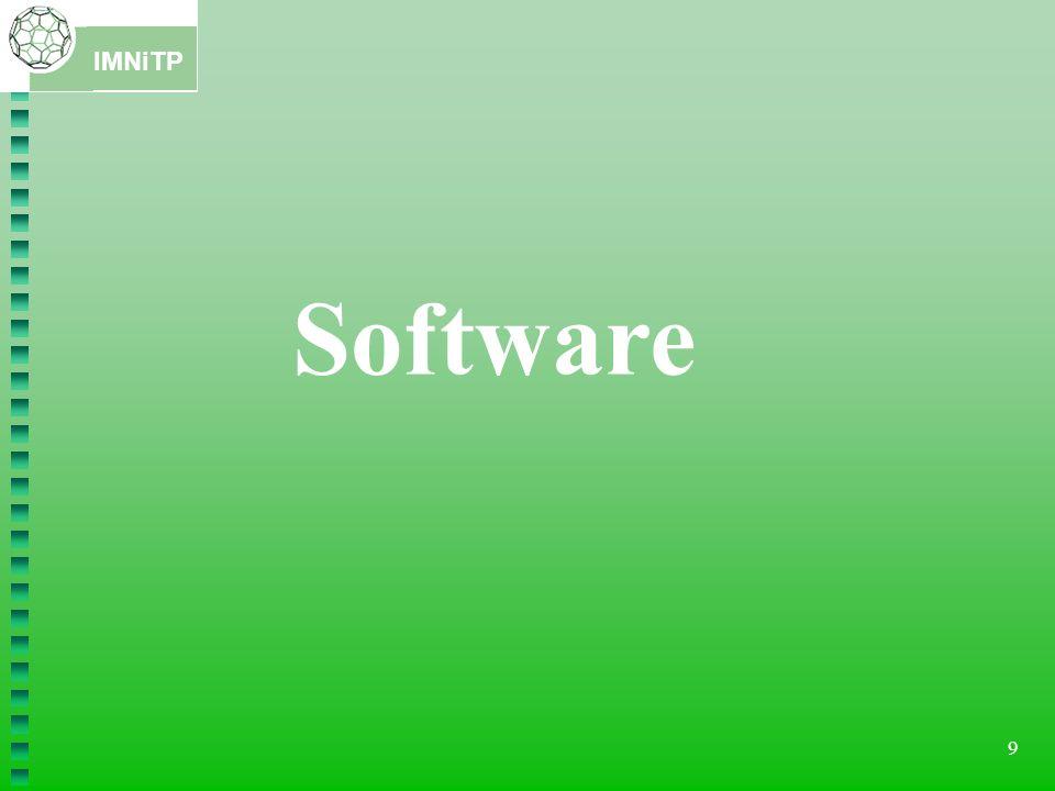 IMNiTP 20 Wariant 1: sonda potencjału Zabezpieczenia pieca Wariant 1: wyznaczenie potencjału Sterowanie chłodzeniem Sterowanie grzaniem Sterowanie dozowaniem atmosfery procesowej Moduł pomiarów Sterowniki PLC Komunikacja z PC Wypracowywanie sterowania Projektowanie procesów Bazy danych Inteligentne algorytmy uczenia Pulpity operatorskie Struktura systemu