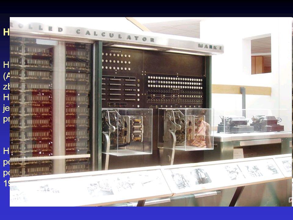 ABC (Atanasoff-Berry Computer) John V. Atanasoff i Clifford Berry 1939 - 1941