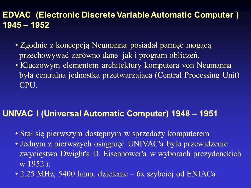 1945-48 Pierwszy tranzystor Bell Laboratories