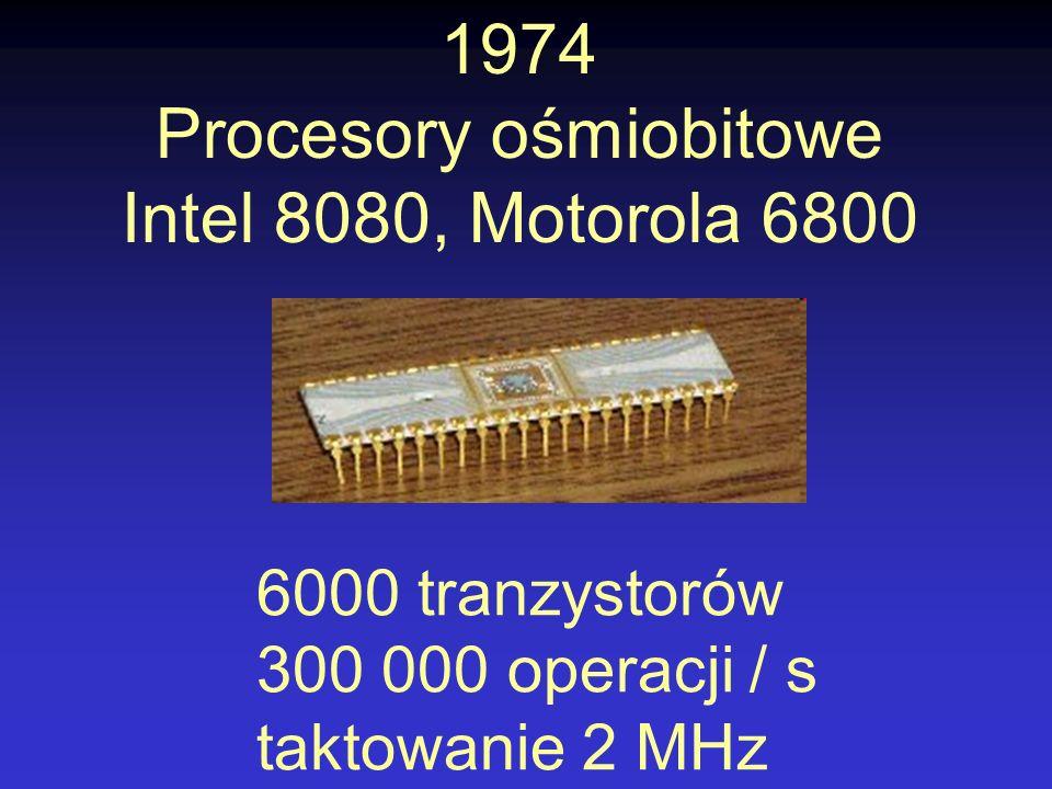 W kwietniu 1975 Bill Gates i Paul Allen założyli firmę Microsoft (która w nadchodzących latach miała zdobyć nieco złą sławę), a w lipcu tego roku firma MITS ogłosiła dostępność interpretera BASIC 2.0 (Beginners All-purpose Symbolic Instruction Code - Uniwersalny, Symboliczny Kod Instrukcji dla Początkujących) dla swojego komputera Altair 8800.