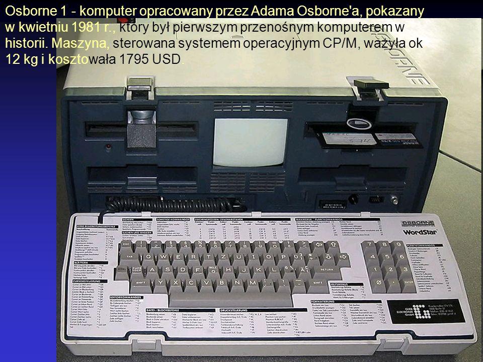 Elwro 800 Junior, 8-bitowy mikrokomputer domowy z procesorem Zilog Z-80 produkowany od 1986 r.