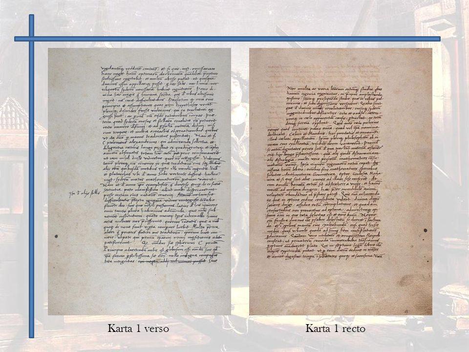 Ta sama karta w pierwszym wydaniu Karta 9 verso