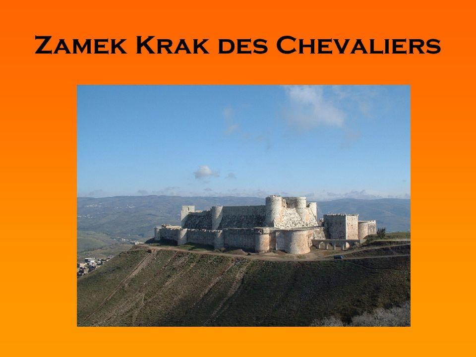 Zamek Krak des Chevaliers