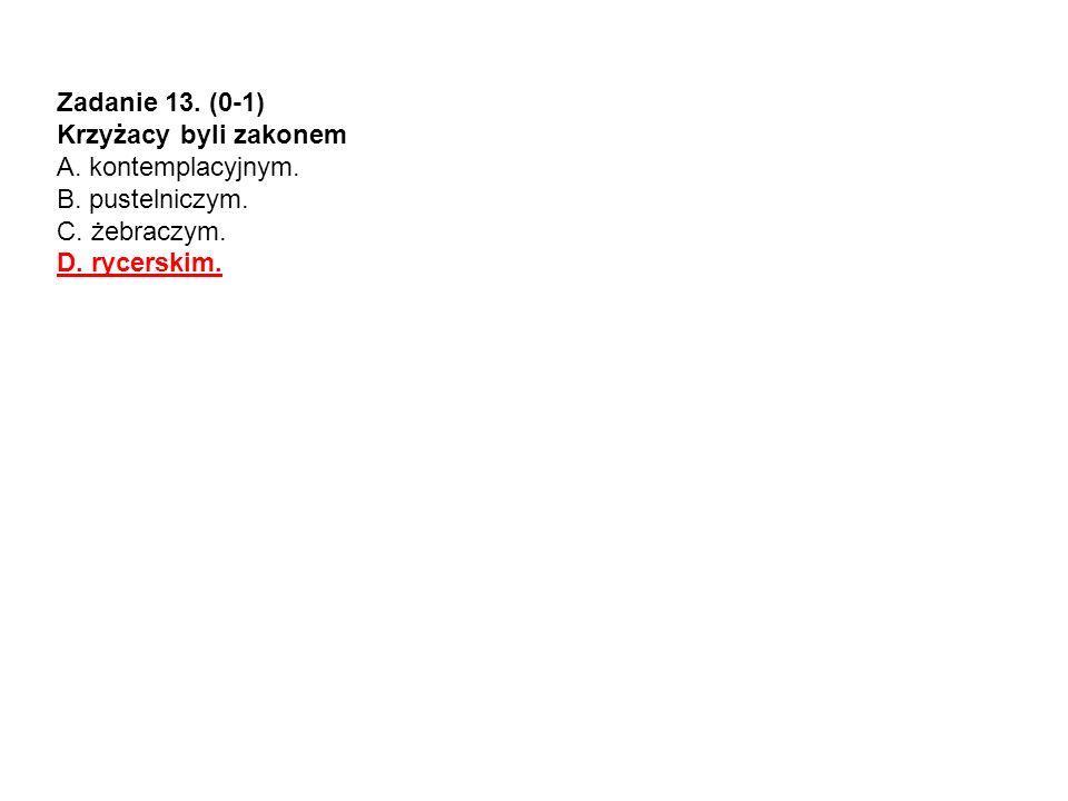 Zadanie 23.(0-1) Podaj sposób, w jaki artysta wyróżnił na obrazie postać Salomona.
