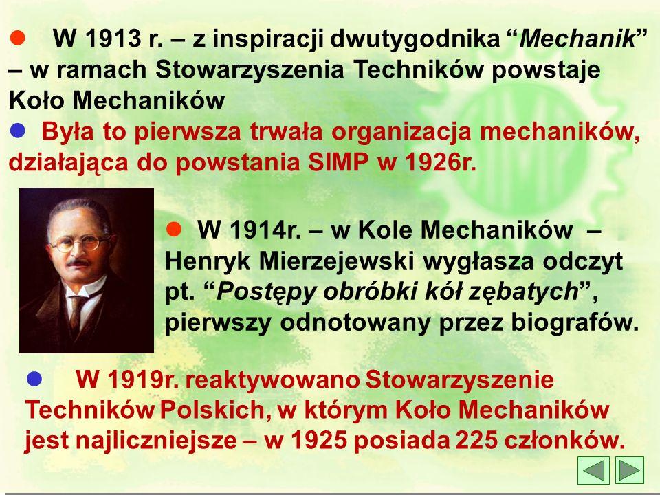 l W dniach 8-10 września 1882, w Krakowie, z inicjatywy Lwowskiego Towarzystwa Politechnicznego, odbył się Zjazd Techników Polskich, którego celem był