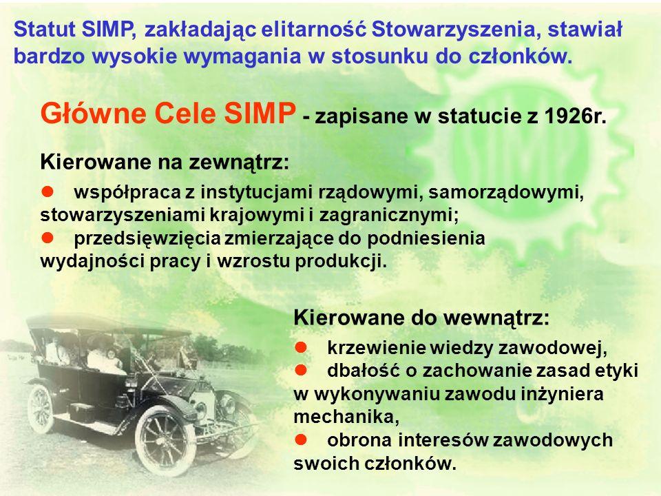 l W dniu 28-06-1926, w Laboratorium Obróbki Metali Politechniki Warszawskiej, kierowanym przez prof. Henryka Mierzejewskiego, odbyło się zebranie kons
