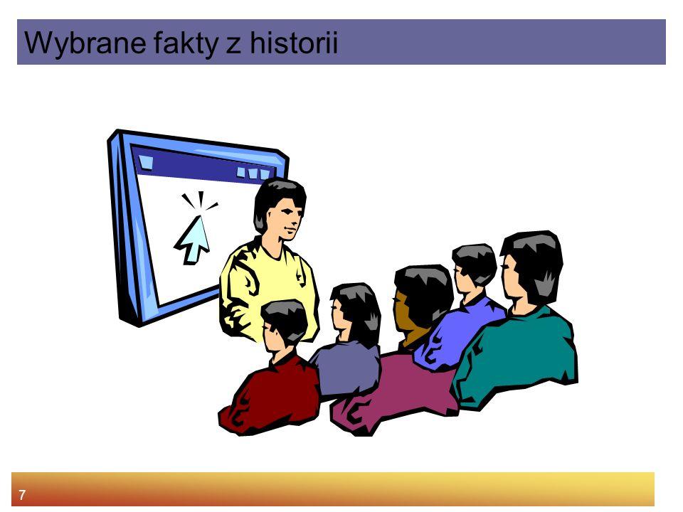 7 Wybrane fakty z historii