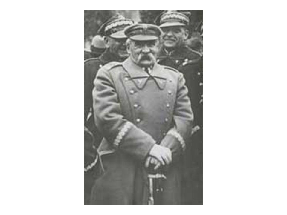 Na tym portrecie jest Pan Marszałek.