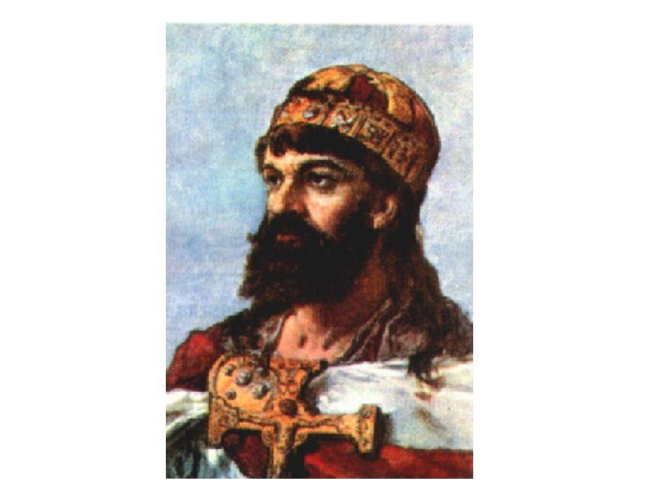 Mieszko I przyjął w 966 roku chrześcijaństwo.