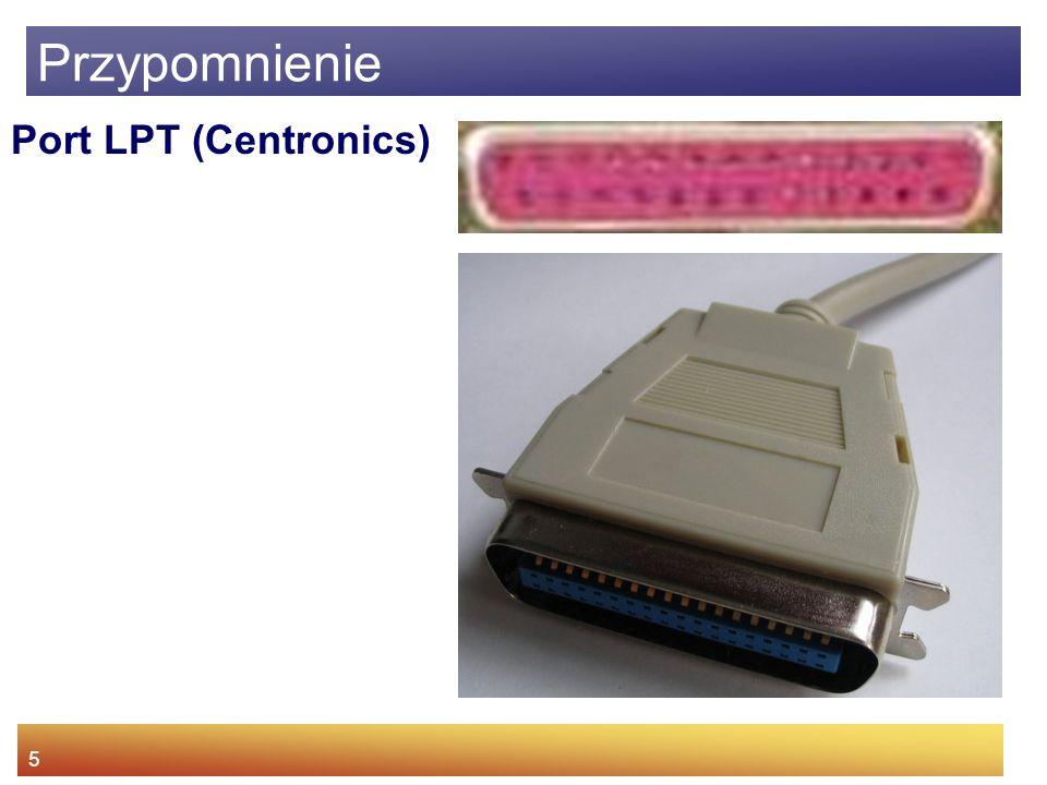 5 Port LPT (Centronics)