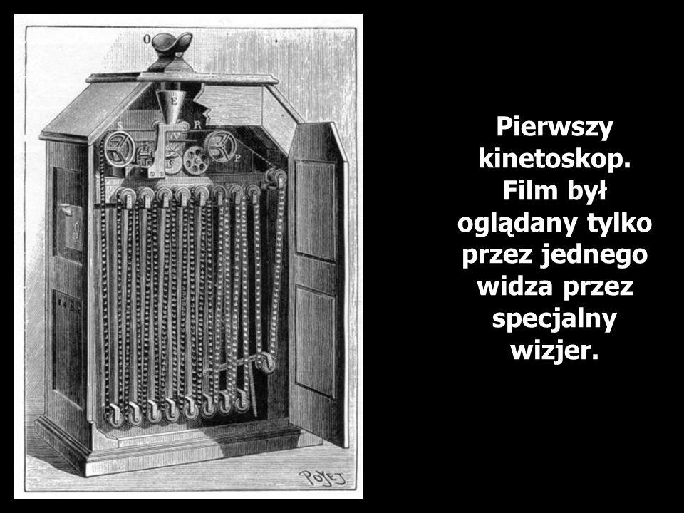 Wynalazek braci Lumière szybko znalazł wielu zwolenników.