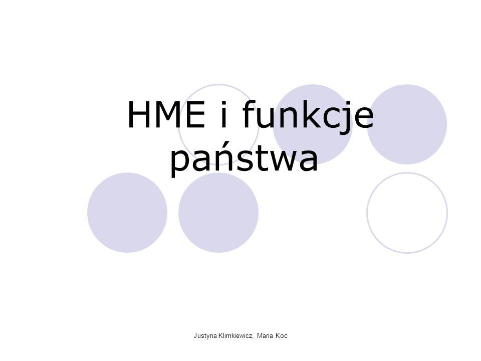 Justyna Klimkiewicz, Maria Koc HME i funkcje państwa