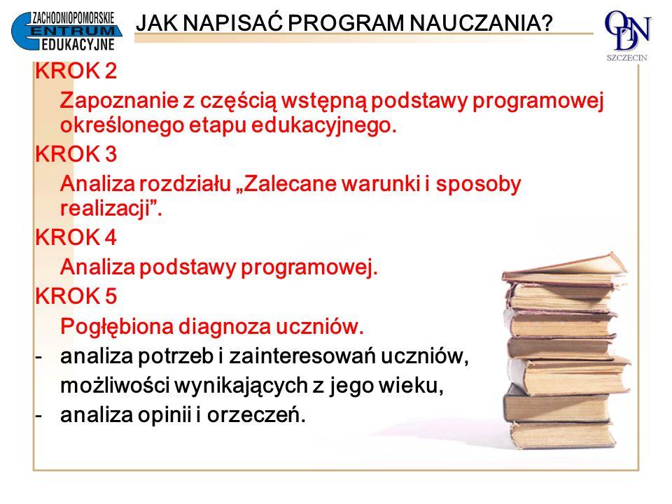 Programy projakościowe: 1.Miejski Program Pracy z Uczniem Zdolnym 2.