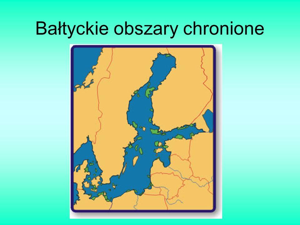 Bałtyckie obszary chronione