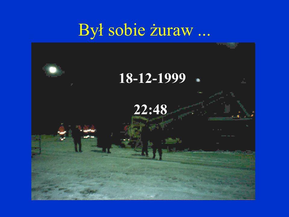 Był sobie żuraw... 18-12-1999 22:48