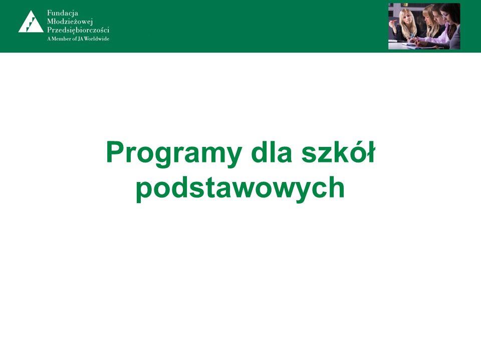 Programy dla szkół podstawowych