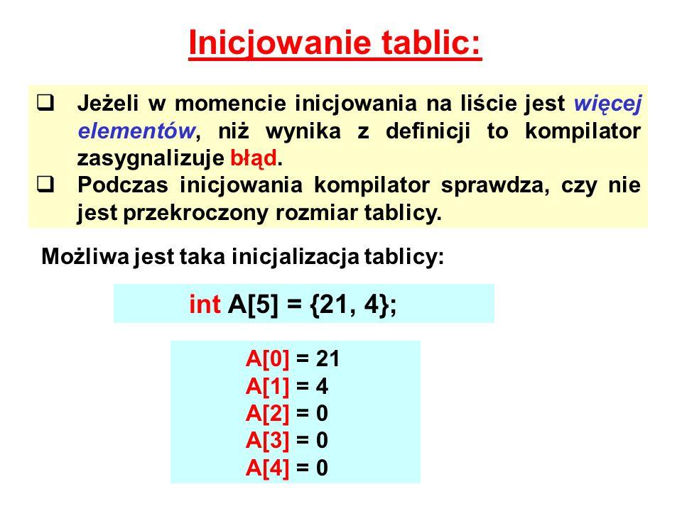 Tablice wielowymiarowe: W jaki sposób przesłać tablicę wielowymiarową do funkcji.