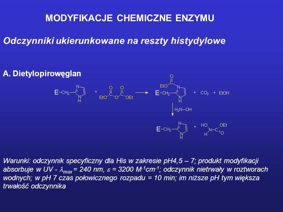 C. Fosforan pirydoksalu Warunki: najwyższa selektywność; wytworzenie trwałego wiązania dopiero w wyniku redukcji zasady Schiffa; reakcję należy prowad
