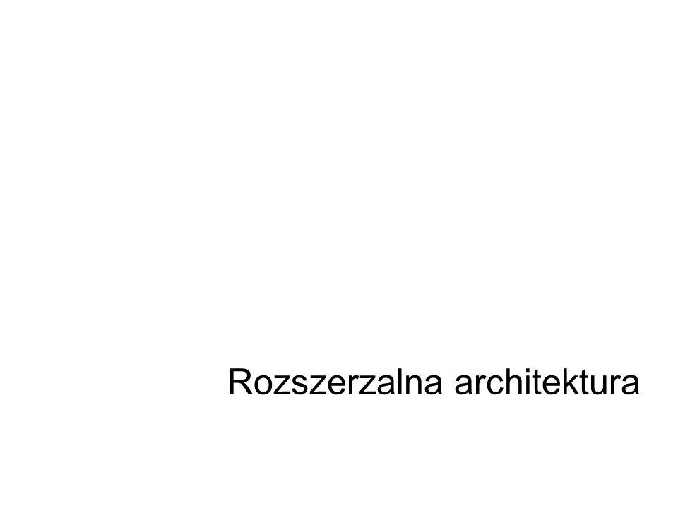 Rozszerzalna architektura