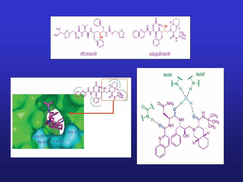 Enzym Tetraedryczny związek pośredni Stan przejściowy Analog stanu przejściowego Lepszy analog stanu przejściowego ale chemicznie niestabilny