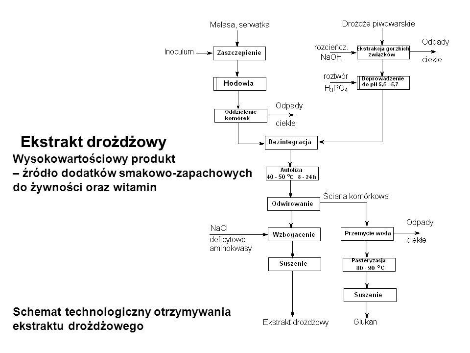 Schemat technologiczny wytwarzania SCP z wykorzystaniem makulatury jako źródła węgla