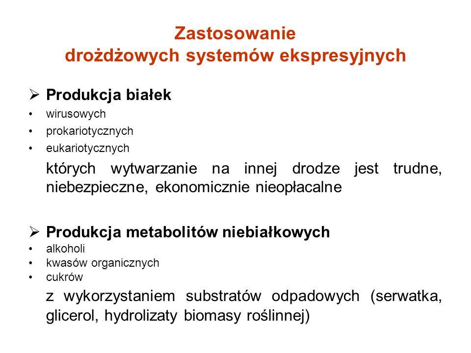 Rekombinantowy szczep S.