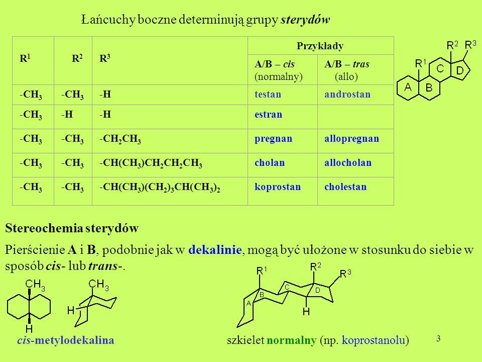 34 Kortykosteroidy Kortykosteroidami, hormonami adrenokortykoidowymi lub hormonami kory nadnercza nazywane są wytwarzane w korze nadnercza związki o steroidowej budowie, odpowiedzialne za metabolizm cukrów i białek oraz za gospodarkę elektrolitami.