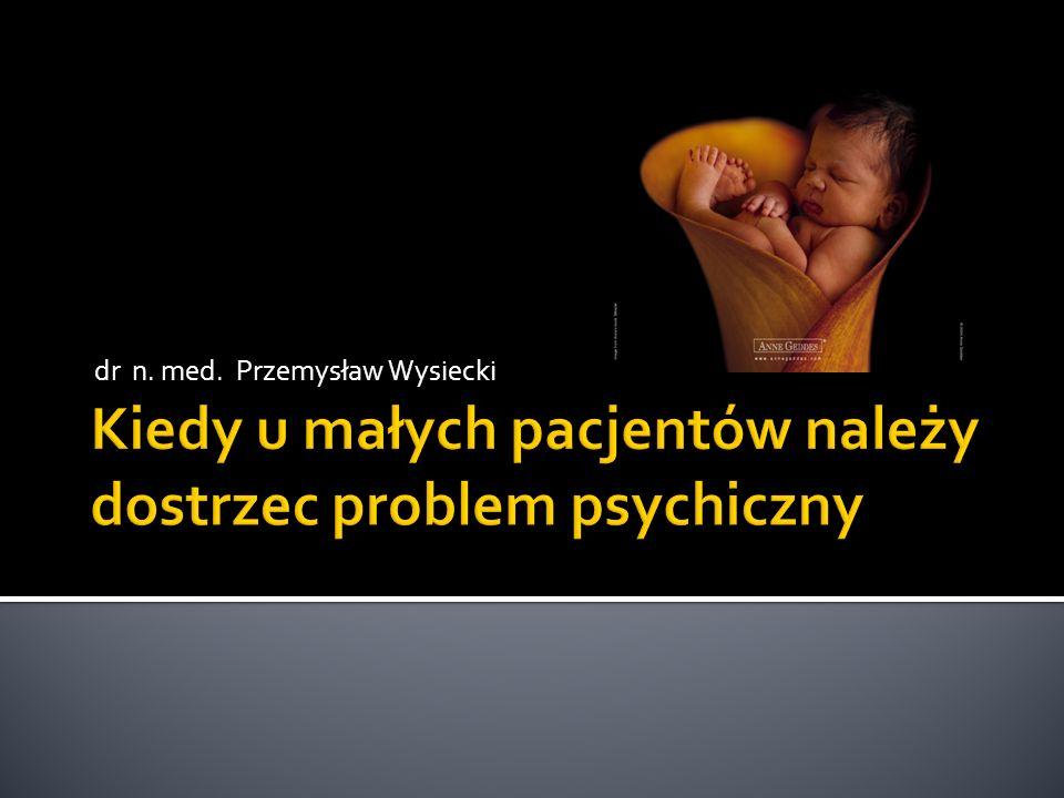 dr n. med. Przemysław Wysiecki