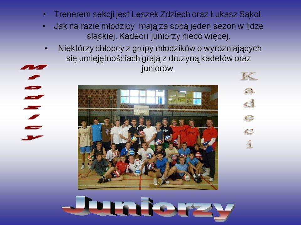 Pierwsze próby tworzenia drużyny seniorek miały miejsce w kwietniu 2005 roku pod wodzą trenera Jasia Górala na hali Zespołu Szkół Techniczno-Informaty