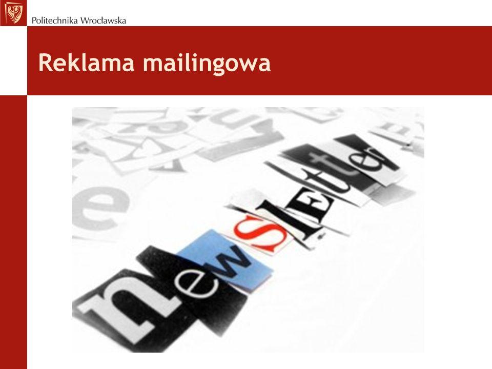 Reklama mailingowa