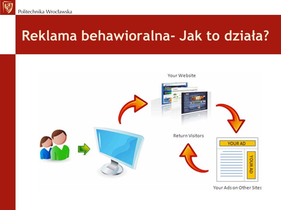 Reklama behawioralna- Jak to działa?