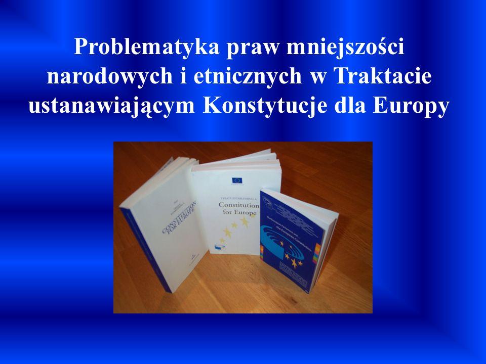 Geneza powstania Traktatu ustanawiającego Konstytucje dla Europy Deklaracja nr 23 w sprawie przyszłości Unii Szczyt Rady Europejskiej w Leaken – deklaracja w sprawie przyszłości Unii Europejskiej Prace Konwentu Europejskiego złożonego z przedstawicieli rządów państw członkowskich i kandydujących, przedstawicieli parlamentów tych państw narodowych, Parlamentu Europejskiego i Komisji Europejskiej