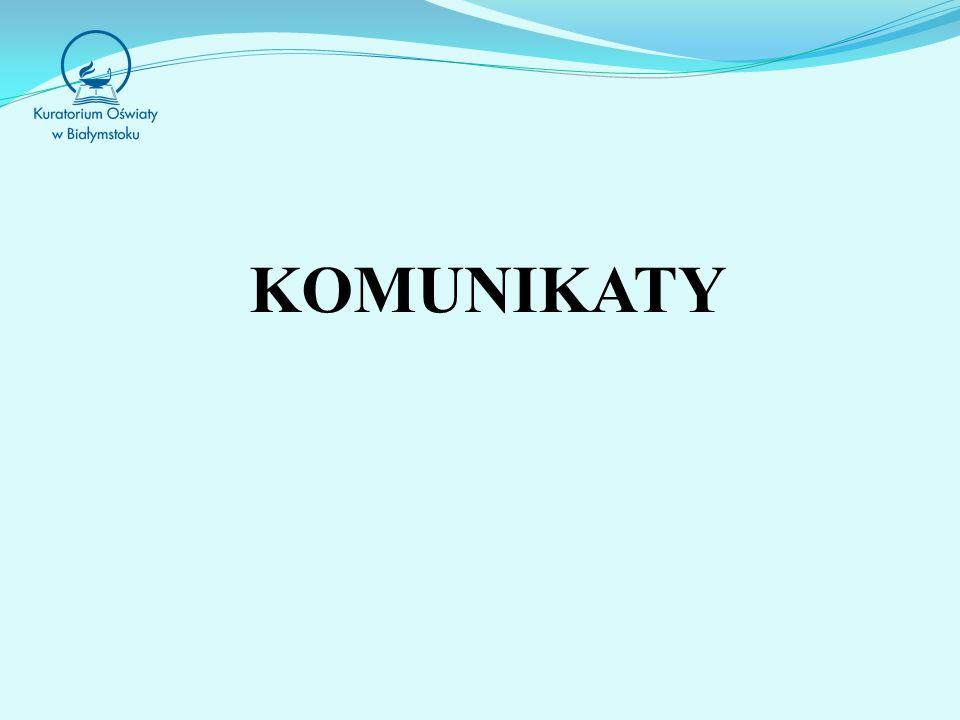 ,,Analiza działań upowszechniających edukację przedszkolną, podejmowanych w ramach Programu Operacyjnego Kapitał Ludzki w województwie podlaskim na lata 2007-2013.