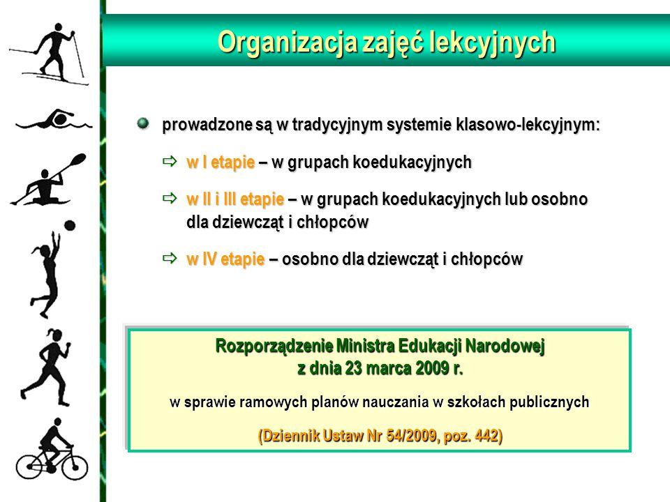 Organizacja zajęć lekcyjnych prowadzone są w tradycyjnym systemie klasowo-lekcyjnym: prowadzone są w tradycyjnym systemie klasowo-lekcyjnym: w I etapi