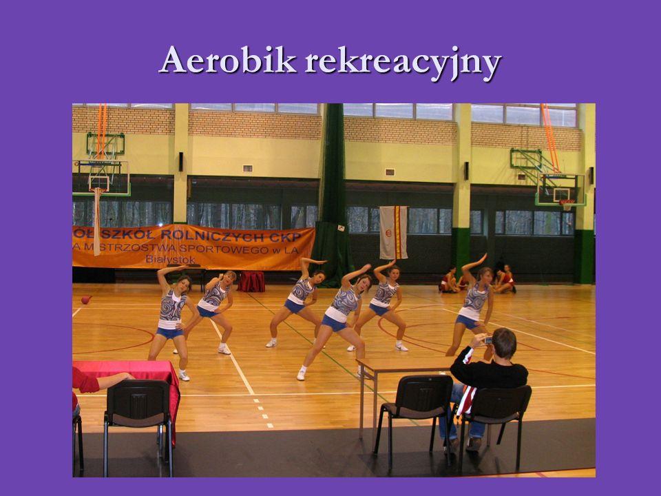 Aerobik rekreacyjny