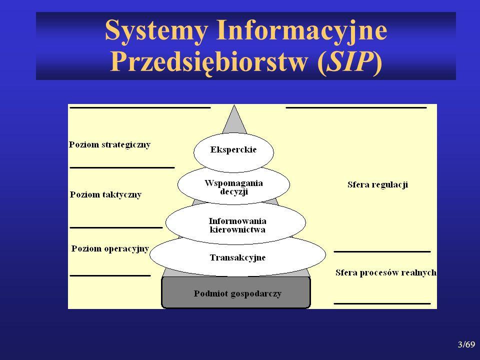 3/69 Systemy Informacyjne Przedsiębiorstw (SIP)