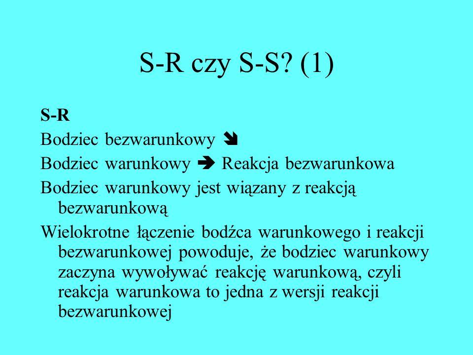 S-R czy S-S.