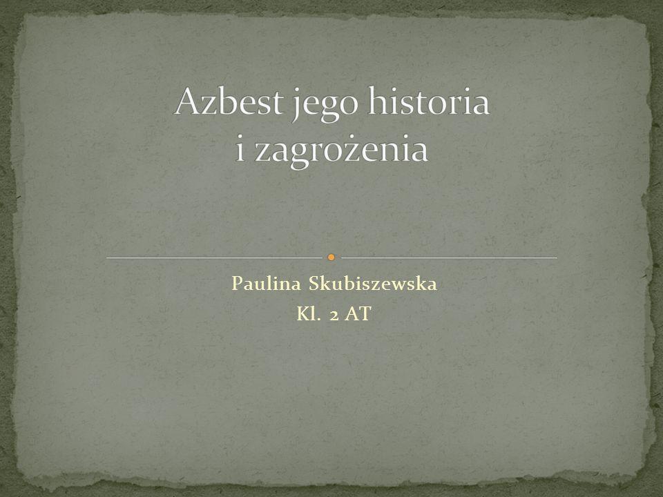 Paulina Skubiszewska Kl. 2 AT
