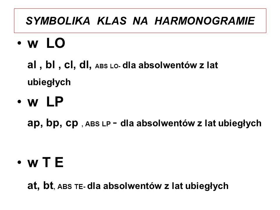 Źródła informacji Pełną informację o egzaminie maturalnym 2013 znajdziesz w Internecie na stronach http://www.oke.krakow.pl/ http://www.cke.edu.pl/ Informacje o organizacji matury w naszej szkole znajdują się: –na tablicach informacyjnych przy sekretariacie i przy pokoju nauczycielskim –w sekretariacie szkoły –na stronie internetowej szkoły