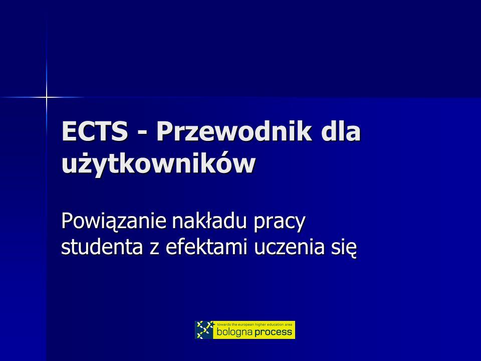 Jolanta Urbanikowa2 ECTS - Przewodnik Styczeń 2009 ang./grudzień 2009 pol.