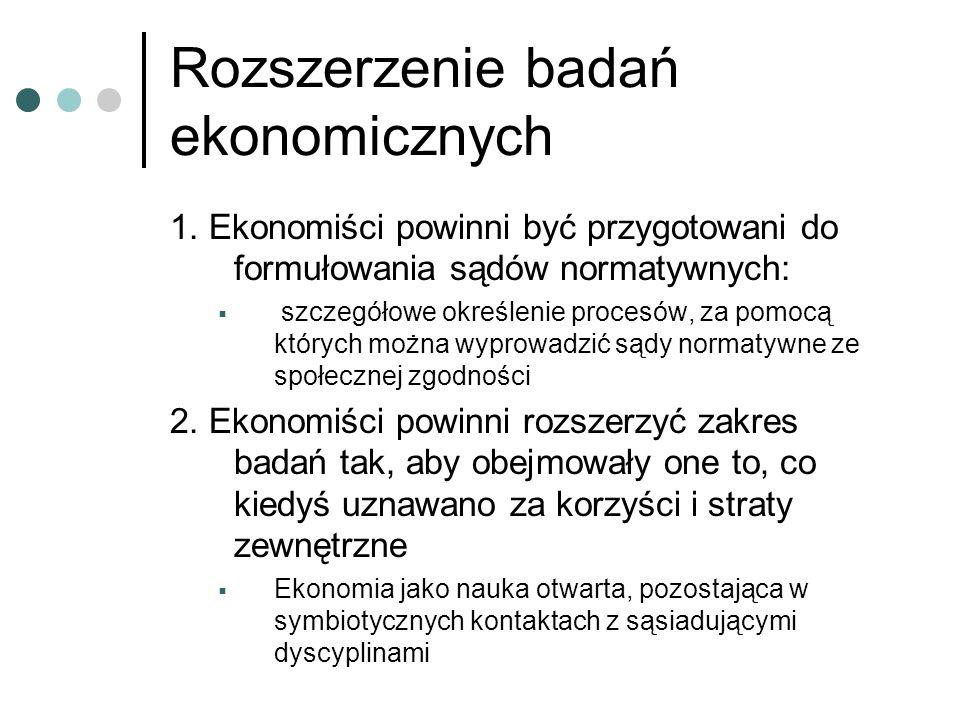 Rozszerzenie badań ekonomicznych 1.