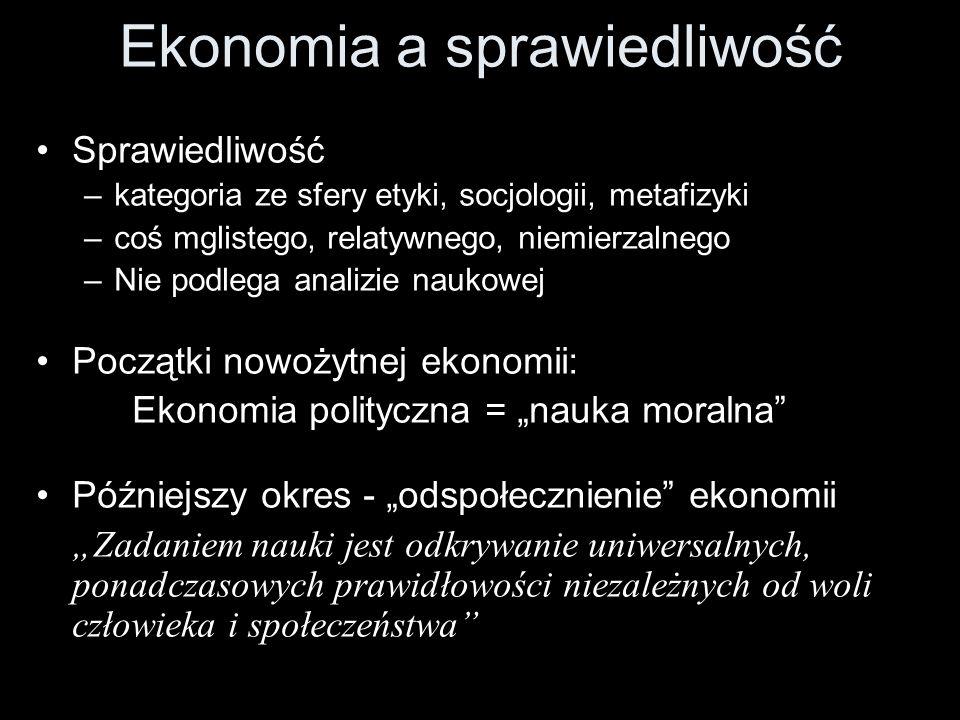 Społeczne postrzeganie sprawiedliwości B.Cichomski i W.