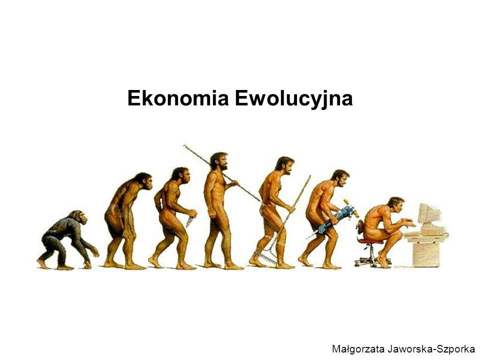 Plan prezentacji Czym jest podejście ewolucyjne Różnice pomiędzy paradygmatami: neoklasycznym i ewolucyjnym Ekonomia ewolucyjna - podsumowanie Różnice paradygmatówPodsumowanie Wstęp