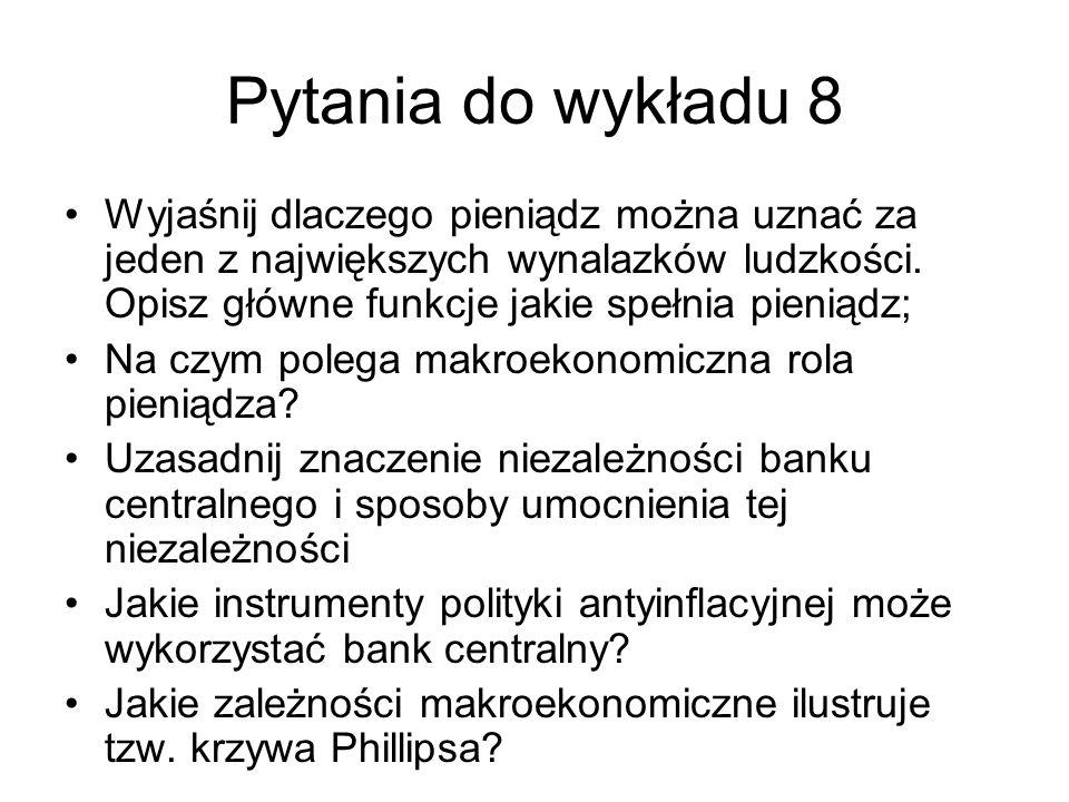Literatura Podręcznik (Bednarski, Wilkin): rozdz. 15