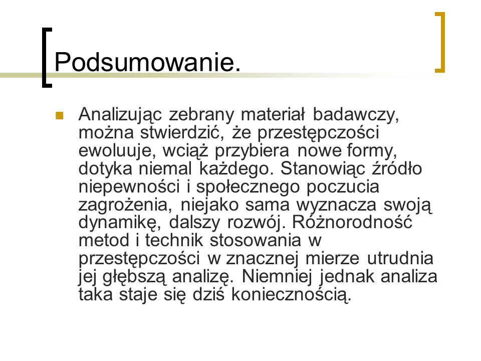 Pytanie.Zaostrzać czy łagodzić politykę karną w Polsce.
