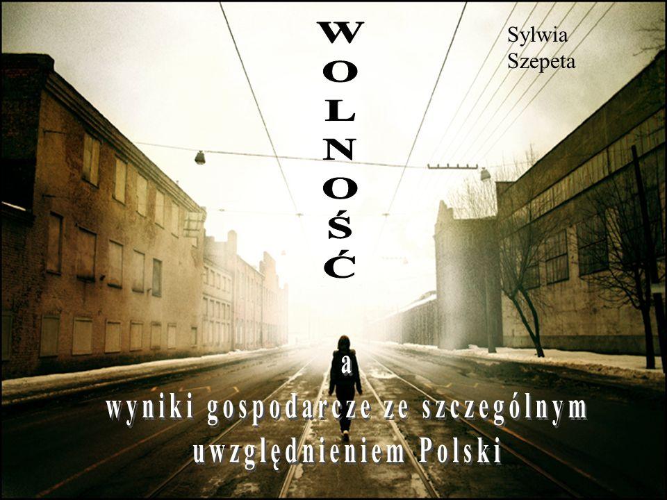 Plan prezentacji Pojęcie wolności gospodarczej Wpływ wolności gospodarczej na rozwój Miary wolności gospodarczej Ochrona wolności gospodarczej w Polsce Ograniczenia wolności gospodarczej w Polsce Podsumowanie
