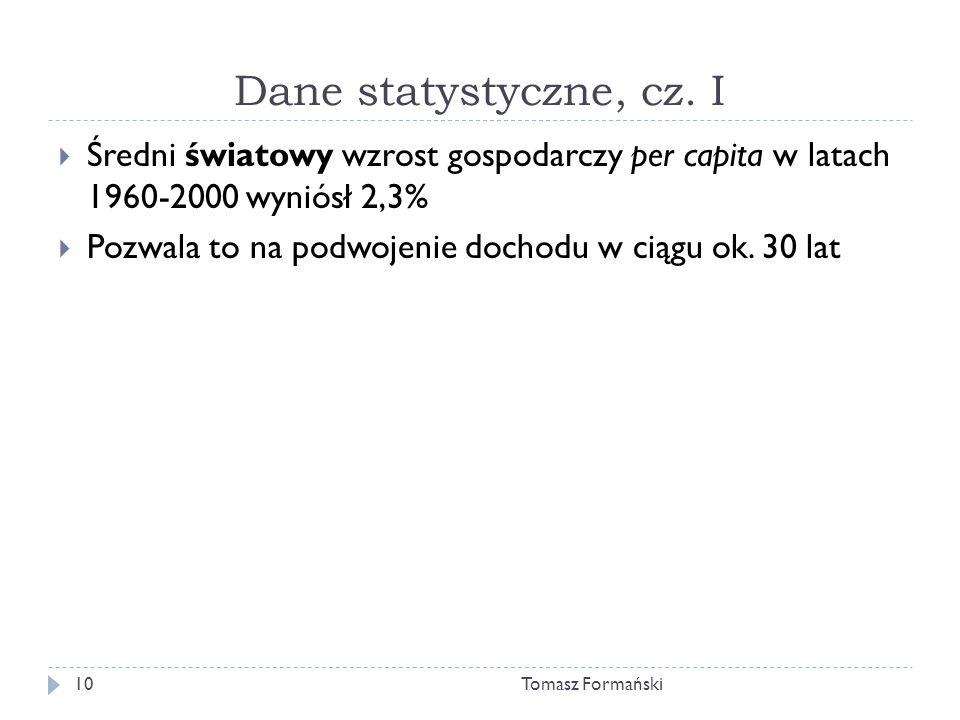 Dane statystyczne, cz.