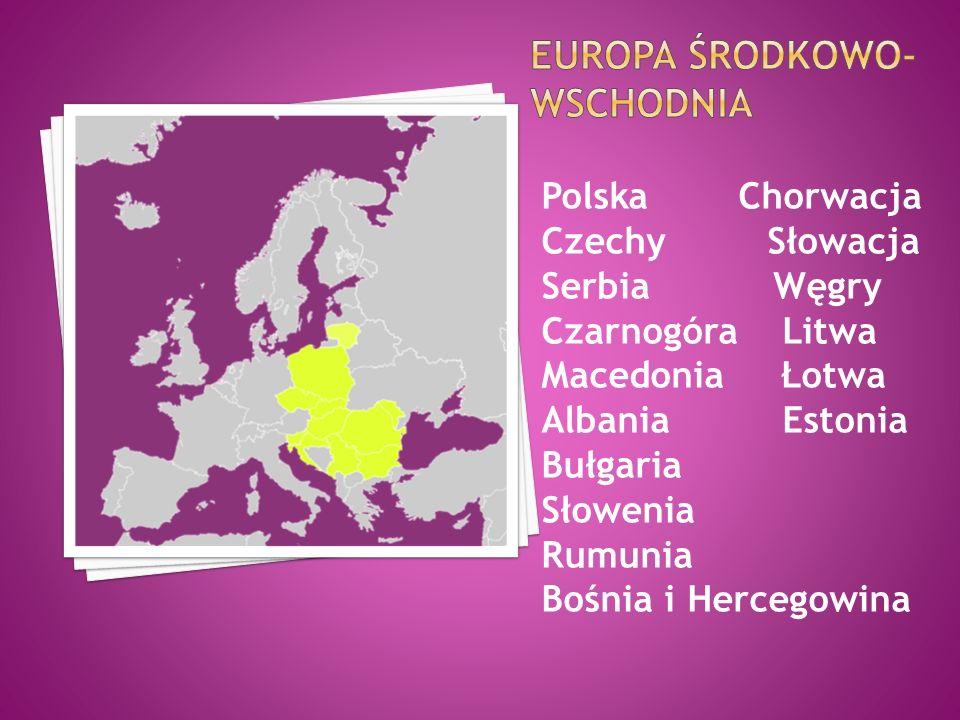 Stolica: Praga (Praha) Powierzchnia: 78 866 km kw.