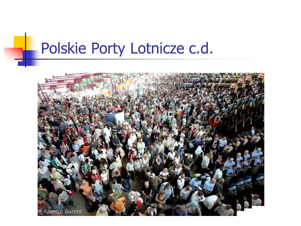 Polskie Porty Lotnicze c.d.