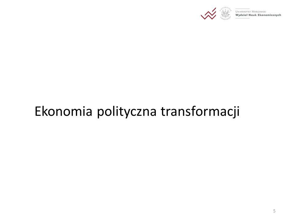16 Formy rządów i protekcjonizm w sektorze rolno-spożywczym Źródło: Olper (2008), Constitutional Rules and Agricultural Policy Outcomes